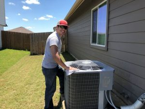 Getting an AC replacement before you sell your house is a big decision Garner is happy to help with.