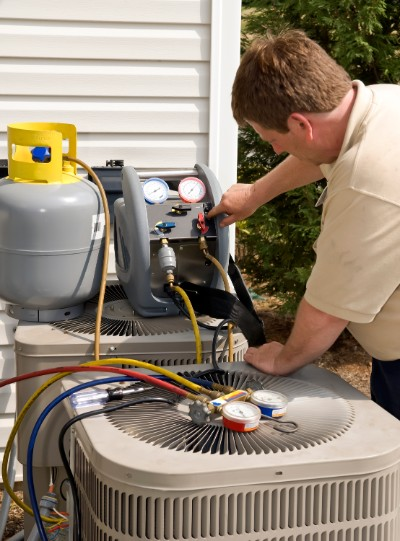 Call Garner for professional AC maintenance to prevent air conditioning failure.