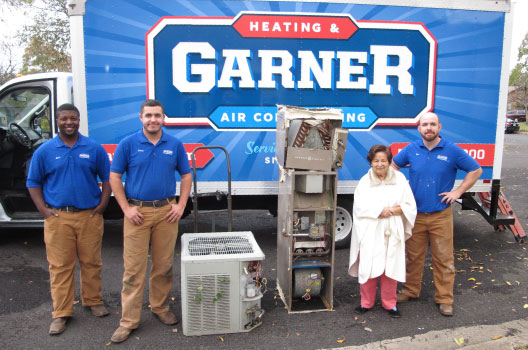 HVAC Services | Hays County Texas | Garner Heating and Air Conditioning